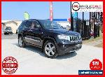 2012 Jeep Grand Cherokee WK Limited Wagon 5dr Spts Auto 6sp 4x4 5.7i [MY12] A for Sale
